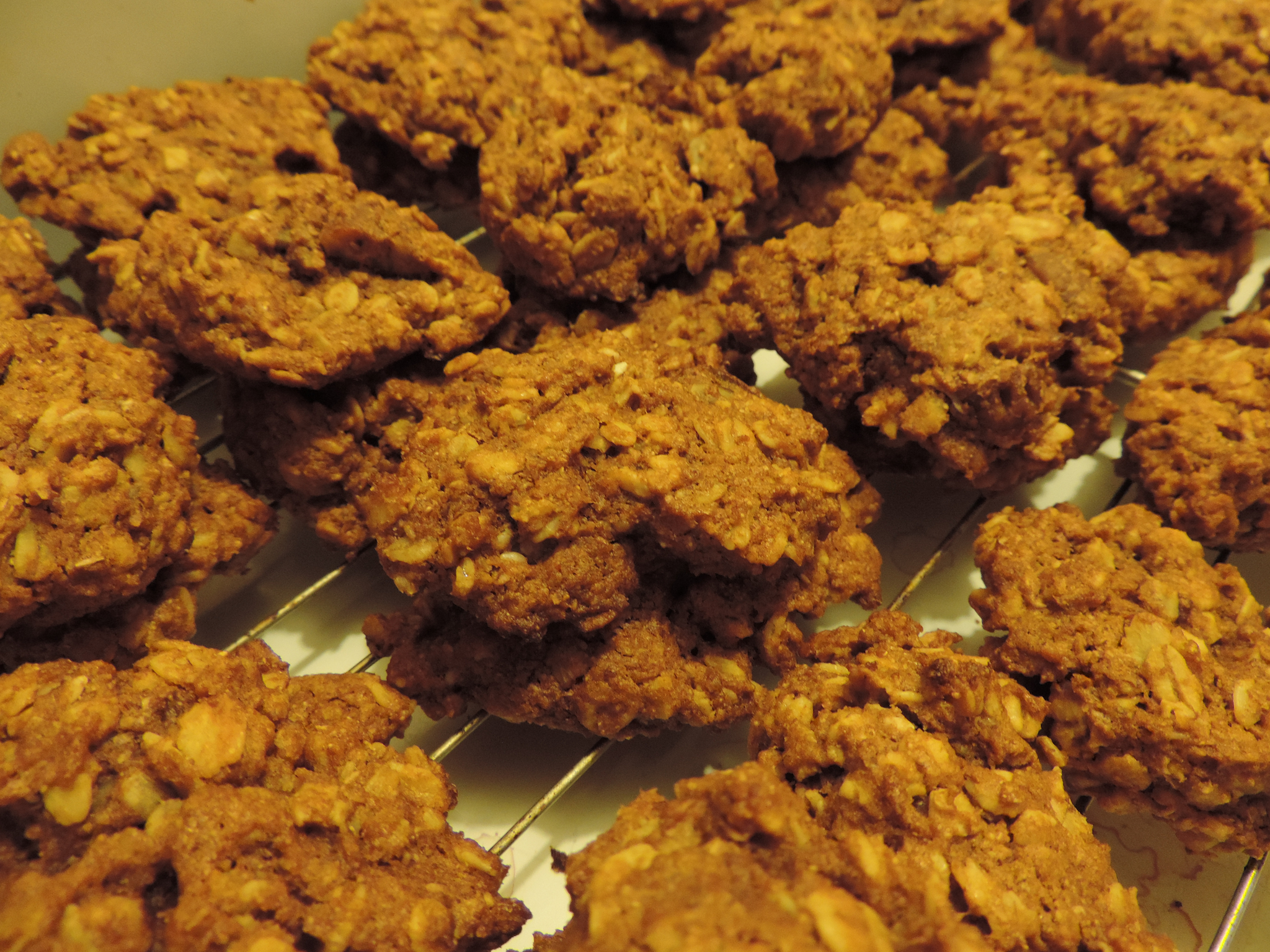 Granola Coconut Apple Sauce Trail Mix Cookies